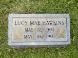 Lucy Mae Hawkins (1905-1907)