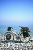 318   Edd - Touring Samos - Cannondale T700 touring bike