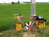 320   John - Touring Wisconsin - Woodrup Giro Touring touring bike