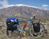 014  Alex - Touring Iceland - Dave Yates touring bike