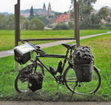 038  Ludwig - Touring Germany - Koga Randonneur touring bike