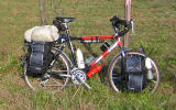 022  Mike - Touring Florida - Modified Trek 6700 touring bike