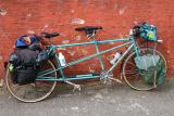 054  Alex & Jake - Touring England - Peugeot Cyclo Tourisme touring bike