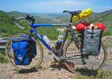 088  Patrick - Touring Italy - Trek 5500 touring bike