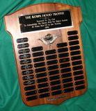 Robin Hood Trophy