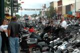 Welcome to Main Street, Sturgis, SD