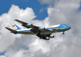 US Government Boeing 747-200 ( 28000 ) Air Force One