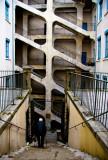Croix Rousse - La Cour des Voraces