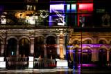 Reflets du Palais de la Bourse