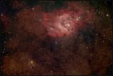 THE LAGOON NEBULA & NGC 6544