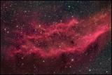 The California Nebula