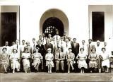 Secondary School Teachers circa 1955?