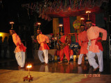 Grand Finale Fire Dance