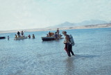 Alex Shell in Sharem  Naama Bay 1973