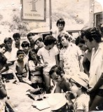 Fishing competition at Sidna Ali 1971