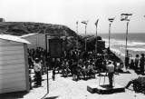 Opening the Mediterranean Diving Center 1971