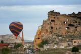Balão na Capadocia