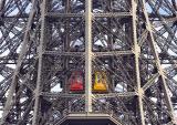 Tour Eiffel close up