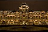 Le Louvres museum at Paris