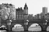 The Pont Neuf bridge