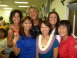 Mahalo to Val and the Share Aloha Team of Wellspring!