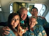 Aloha Bill Porter!  Happy Retirement!  Happy Birthday!