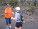 ITOAQ's Part in the Kilauea Wilderness Run(Volcano Marathon)