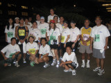 AQ's Runners:  Great Aloha Run 2008!