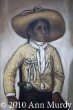 Painting of Soldadera by Juan Torres