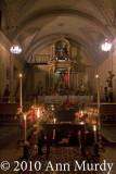 Church interior - Pacanda