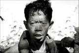 Sulphur miners - Indonesia
