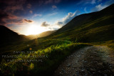 'In the name of Midges' The beautiful Scotland.