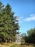 Fire Tower is In Sight