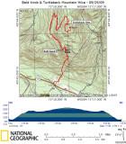 Bald Knob and Turtleback Mountain Hike - 09/29/09