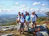 Our Group On Bald Knob (minus Don)