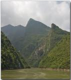 Gorge passage