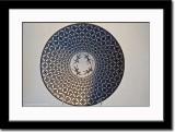 Decorative Plate of Acama Indian