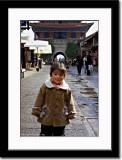 Cute Little Girl in Dali