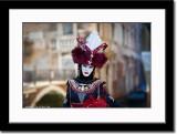 Mask  Carnival in Venice  2010