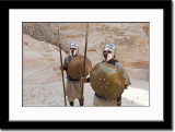 Two Recent Nabataeans Soldiers