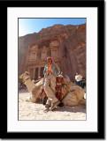 A Camel Ride Vendor