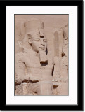 Close-up of Statue of Ramses II