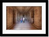 Inside Nefertari Temple