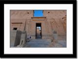 Facade of Philae Temple