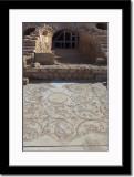Mosaic Floor at Caesarea