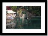 Yardenit Baptismal Site Along Jordan River
