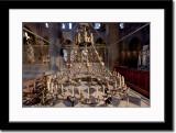 Chandellier at Notre Dame