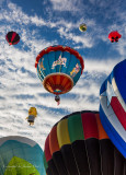 More Hot Air Balloons