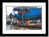 Daily Life at Floating Village