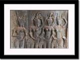 Apsara - Celestial Female Figures